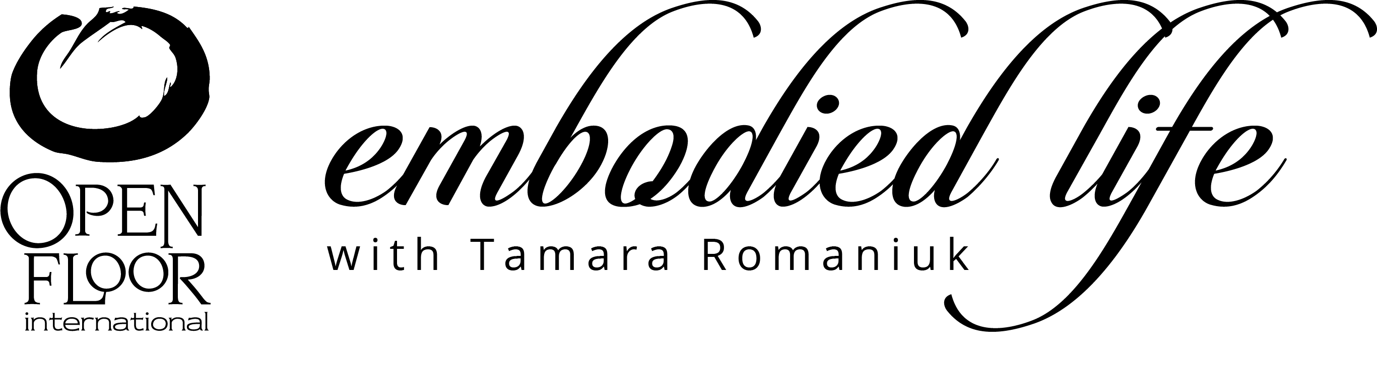 Embodied Life with Tamara Romaniuk