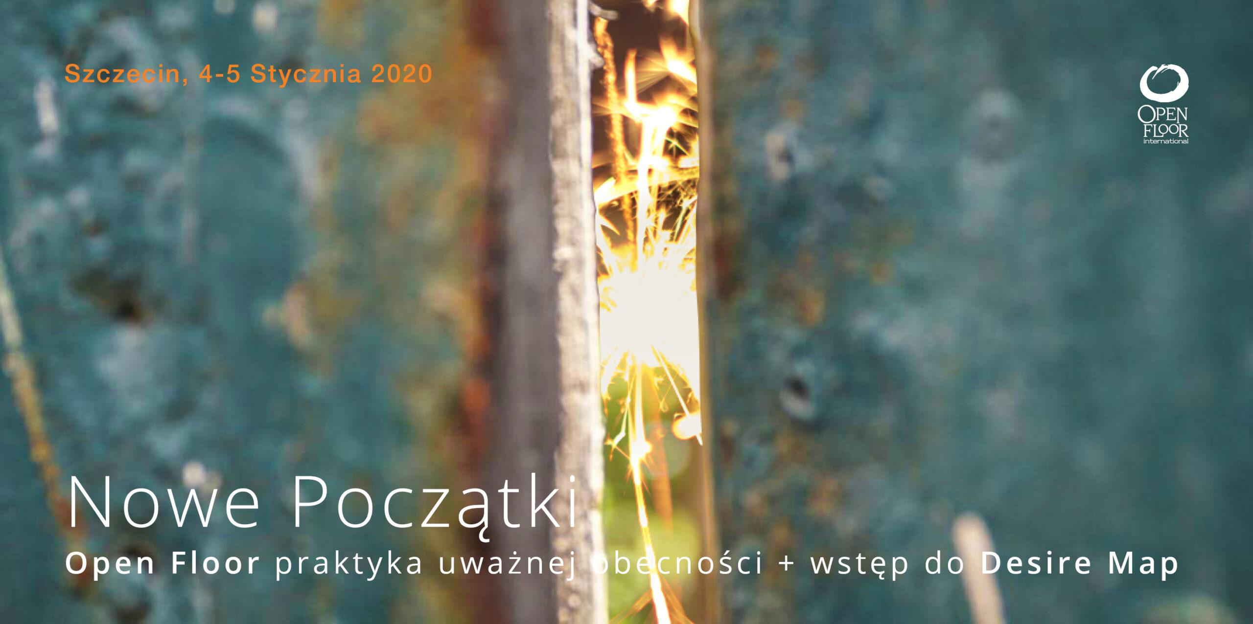 Nowe Początki | Warsztat Open Floor | Szczecin @ Namaste Joga | Szczecin | Województwo zachodniopomorskie | Poland