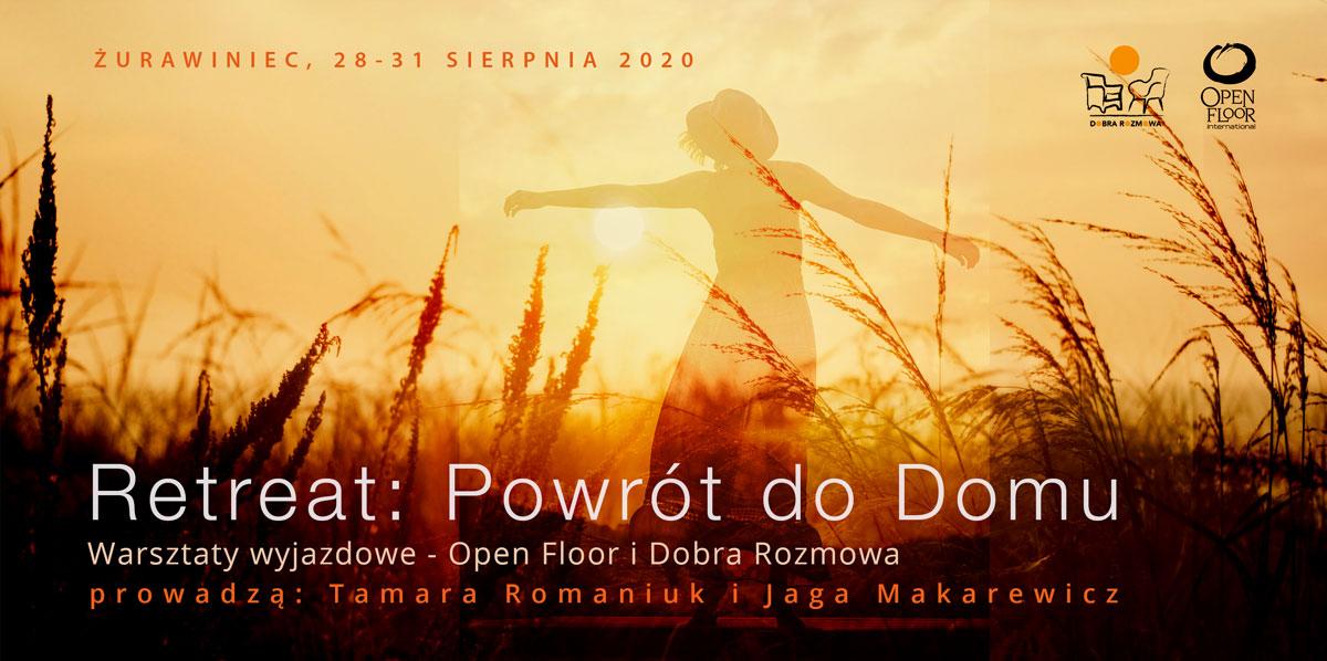 Retreat: Powrót do Domu @ Agroturystyka Kompleks Żurawiniec | Zwierzyniec | wielkopolskie | Poland