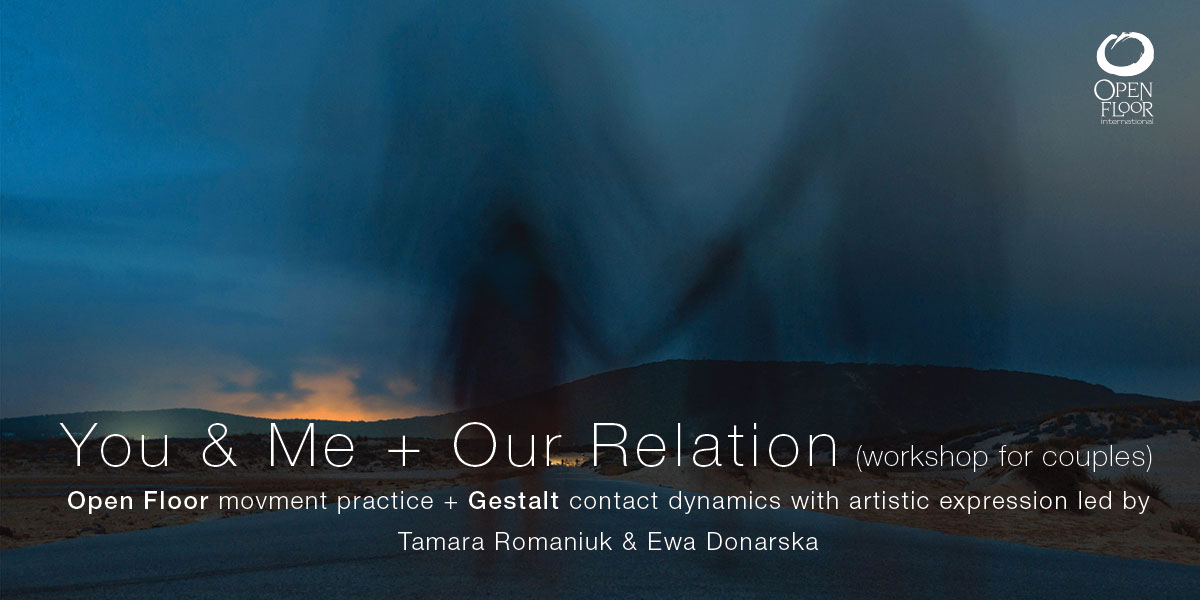 You & Me + Our Relation (workshop for couples) @ Studio Laborgras | Berlin | Berlin | Germany